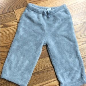 Baby Gap 2T fluffy pants